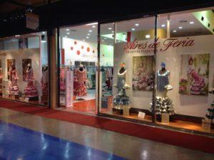 Aires de feria trajes de flamenca en sevilla este - Factory de dos hermanas sevilla ...