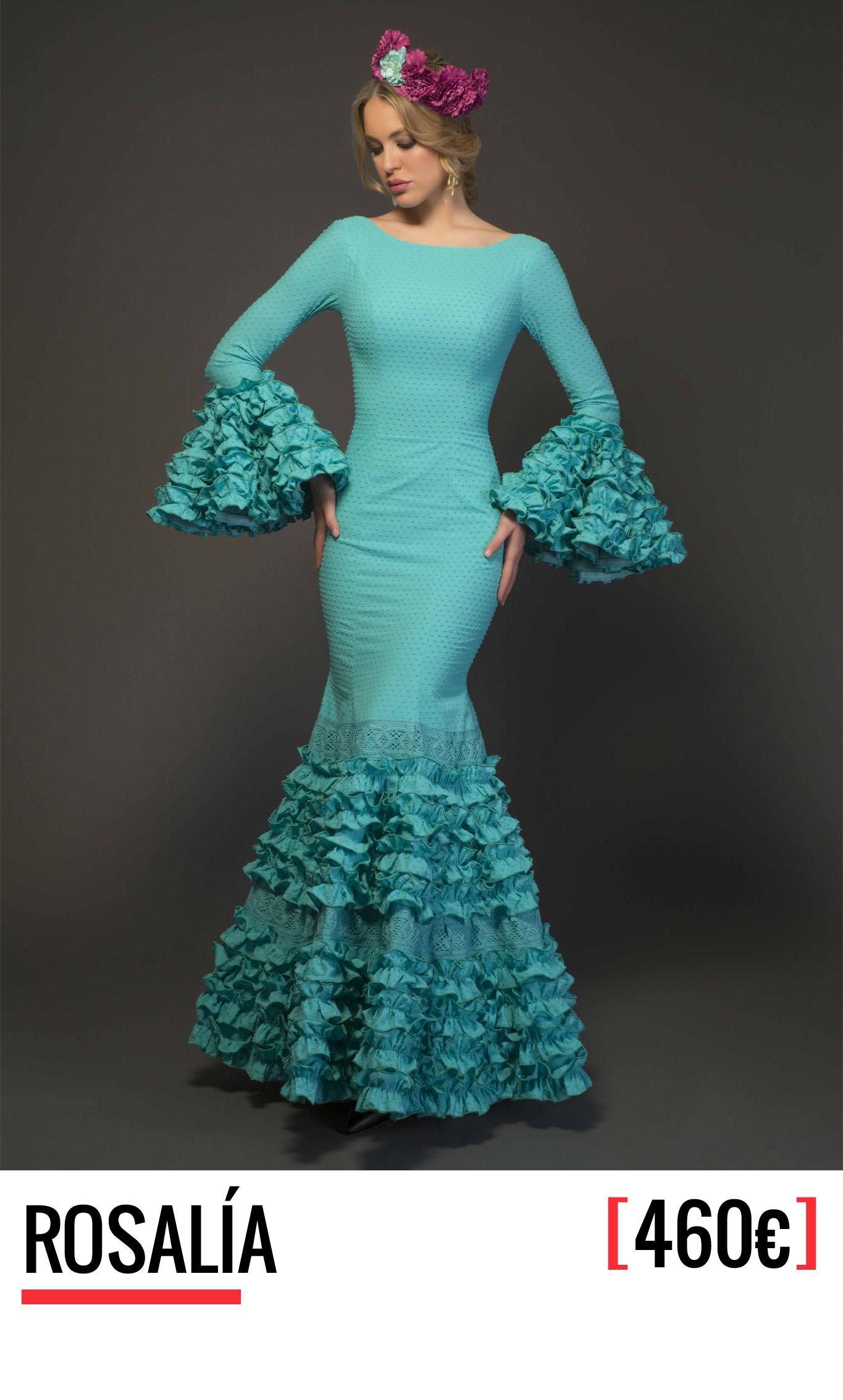 Aires de Feria, trajes de flamenca - Colección 2017