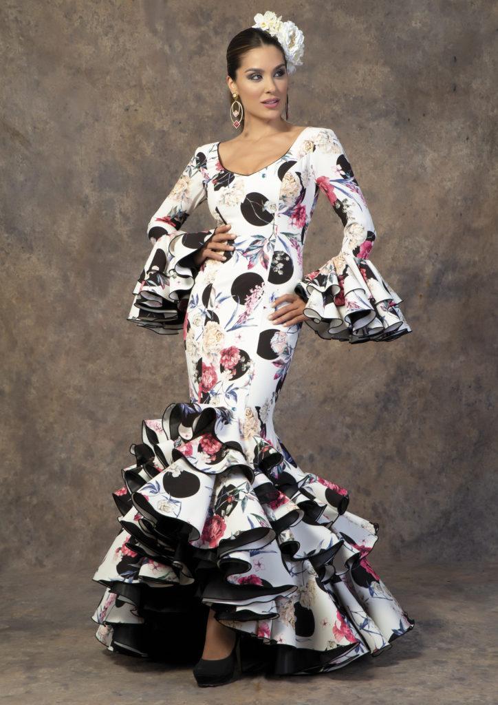 Traje de flamenca de Aires de Feria. Modelo Brisa.