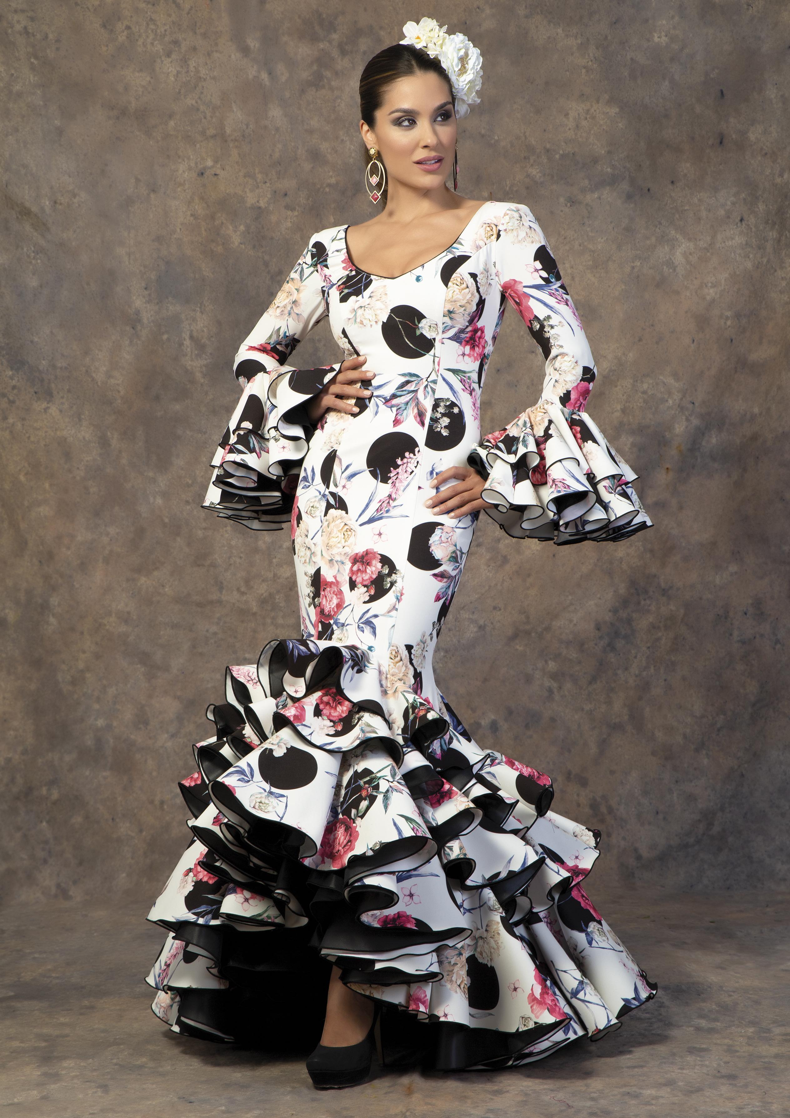 Tiendas de vestidos de sevillanas baratos en madrid
