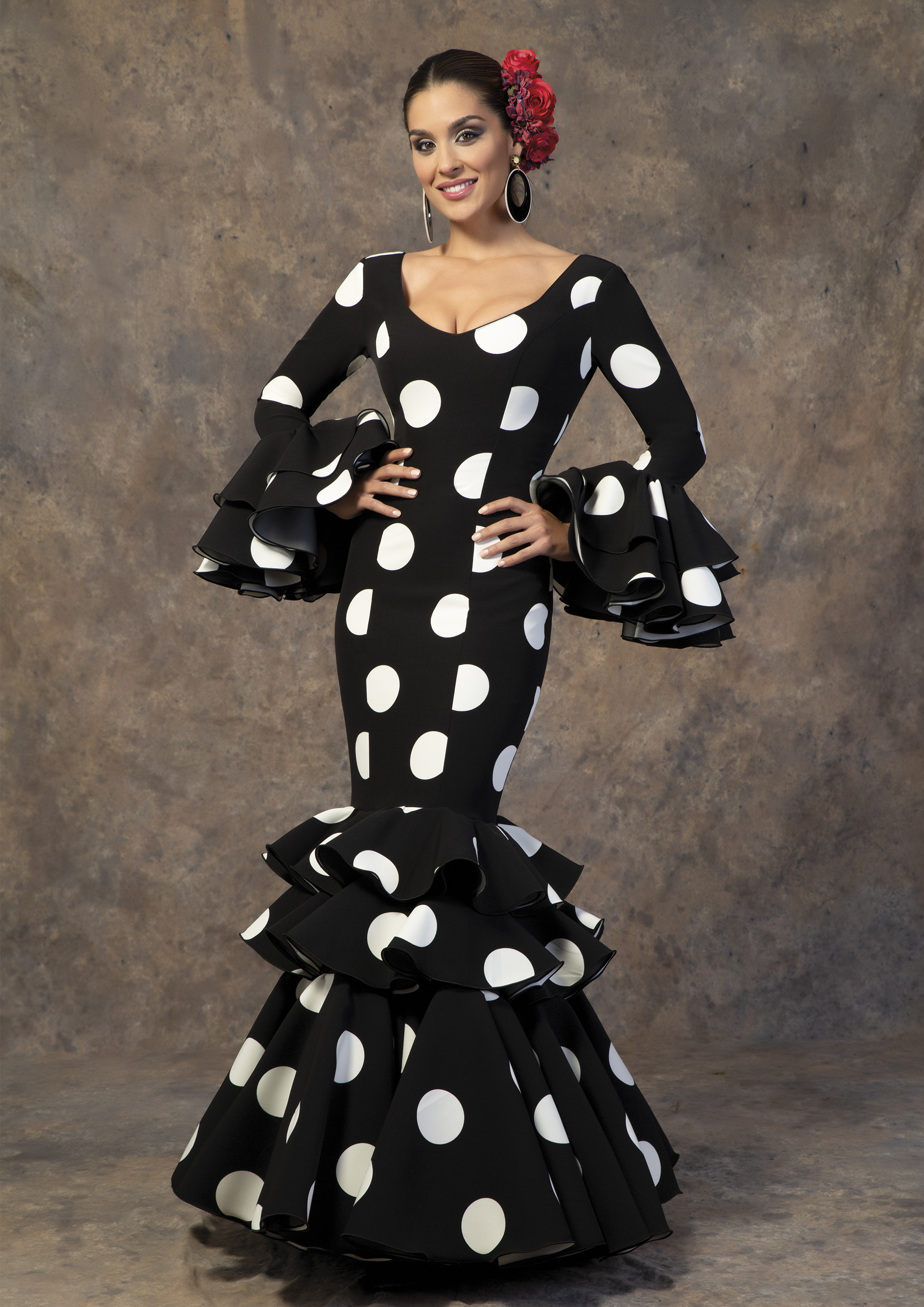 923d798c77c Descubre la Colección 2019 de trajes de flamenca de Aires de Feria